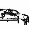 Фреза приствольная 1BQ80 . DOBERKMET