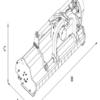 Тяжелый мульчер AGMZ220.  DOBERKMET